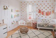 Londyn's Nursery Ideas / Baby Nurseries  / by Gretchen Woolfenden