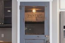 Home Ideas:  Pantry