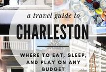 Discovering South Carolina / Discovering fun things to do, places to explore, local food to eat, and the historical spots that make traveling to South Carolina great.