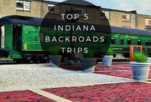 Discovering Indiana / Discovering fun things to do, places to explore, local food to eat, and the historical spots that make Indiana great.