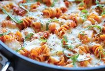 Recipes: Pasta Dinners / Pasta and Italian Dinner Recipes