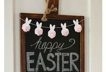 Holidays: Easter and Spring / Easter and Spring Crafts, DIY, and Decor