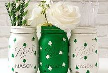 Holidays: St. Patrick's Day / Crafts, DIY, Decor and Food for St. Patrick's Day