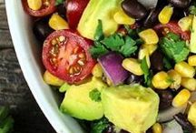 Recipes: Salads / Salads of any variety