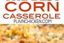 Recipes: Casseroles / Anything casserole-related