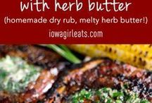 Recipes: Beef, Pork & Fish / Any recipe with beef, pork or fish