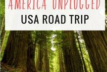 Road Trippin Across the U.S. / If you are a planner, this board is for you. It is full of itineraries, checklist, and road trip suggestions.