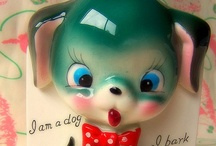 Kitschy Figurines I love