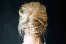Beautiful Hair / by Ashley Bailey