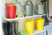Storage/Organizing / Creative, innovative storage solutions.