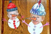 December ideas / winter solstice :]  / by Elizabeth Rosen