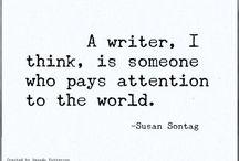 Blog and Writing stuff