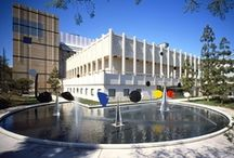 Places & Spaces / Around the campus of the Los Angeles County Museum of Art. / by LACMA
