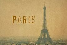 Eiffel / by Lilacs & Gin
