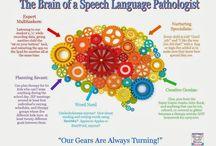 Speech and Language / by Ruth Munro
