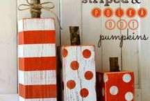 Seasonal: Fall decor / Fall,