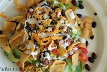 Mexican Food / by Dianne Ackermann