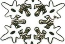 CHRISTMAS HOLIDAY  pins and charms! / Quality Lapel Pins since 1986, PinPeddlers http://www.pinpeddlers.com/store/Seasonal_Pins.html