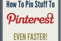 How Pinteresting<3 / by Barbara Hornetter Tweedy