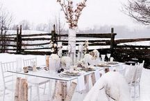 Table settings / by Anna Andretta