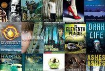 Books I want to read / by Rebecca Calhoun