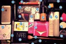 Celebrity Makeup Bag / by Rebecca Calhoun