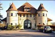 Larz Anderson Auto Museum Weddings / Pepper's Fine Catering Weddings at this unique and gorgeous venue