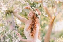 Spring Bloom Inspiration Wedding.