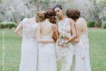 Bridesmaids.Inspiration.