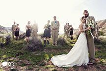 Bridal Party Inspiration Wedding