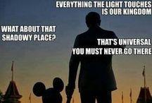 Disney Funnies / by Rebecca Calhoun