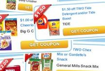 Coupon Resources / by Rebecca Calhoun