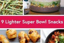Healthy Super Bowl Snacks