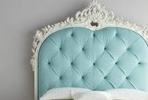 A Turquoise Aqua Blue World / by Lilacs & Gin