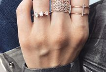Charms & rings