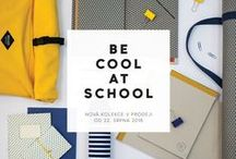 Be cool at school! / Summer is always amazing, isn't it? But everything will come to an end, so does summer. Believe it or not, it's time for school now! Together with Originál Design Shop, let's BE COOL AT SHOOL!