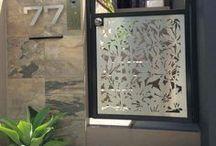 URBAN METAL Stainless Steel Decorative Screens