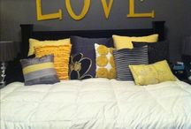 Master Bedroom / by Stacey Kutz