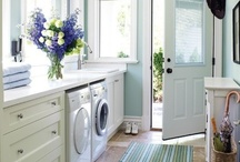 Laundry Ideas / by Tully & Mishka
