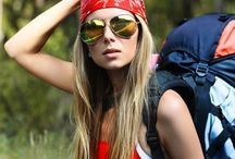 Backpacking and Camping / what to take on a camping/backpacking trip... / by Katherine A