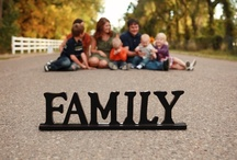 Photography Poses | Family / by Michelle Fahring