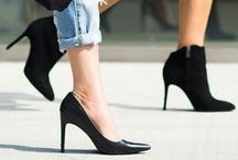 Shoes / by Emily Tozer / The Glam Files