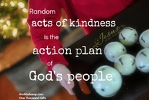Random Acts of Kindness / by Michelle Fahring
