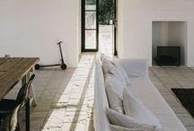 l i v i n g  r o o m s / simple, modern living rooms