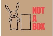 Kids: Not a Box  / Not just a box - but a whole heap of endless fun!