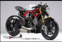 Ducati / Ducati Motor Holding S.p.A. is an Italian company that designs and manufactures motorcycles. / by Woods Cycle Country