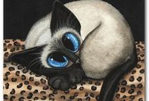Gatos e gatões / by Claudia Letti