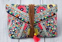 Bags and Purses / Purses, Totes, Backpacks, Duffels, Satchels, Pouches, Clutches, and more! / by Katherine A