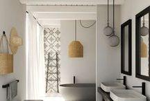 b a t h r o o m s / bathroom designs