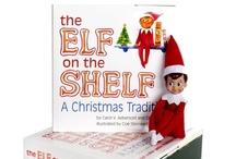 Seasonal: Elf on the Shelf!